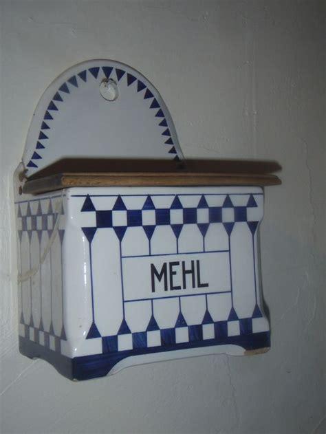 Emaille Geschirr Antik by Alte Vorratsbeh 228 Lter Aus Keramik F 252 R Mehl