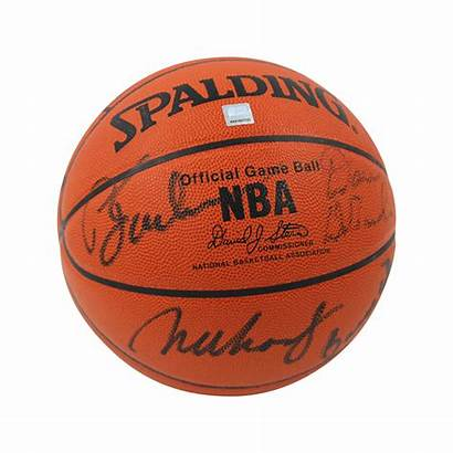 Knicks York 1970 Champion Basketball Signed Team