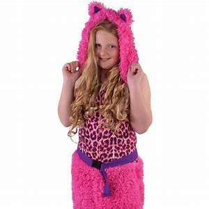 Deguisement Chat Fille : d guisement chat l opard rose fuchsia fille achat d guisements fille ~ Preciouscoupons.com Idées de Décoration