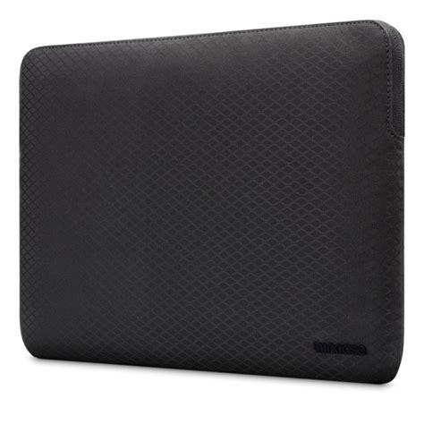 Housse Macbook Pro 13 Incase Housse Macbook Pro 13 Quot Avec Sans Touch Bar Fin 2016 Incase Slim Sleeve Noir