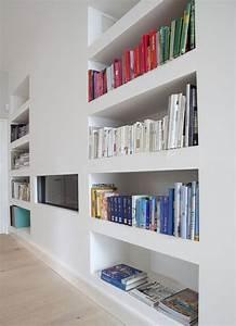 Libreria In Cartongesso  La Guida Definitiva 2020  Foto