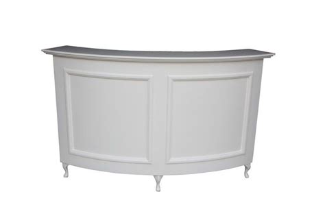 shabby chic reception desk large curved reception desk retail cash desk french style shabby chic ideas for an grianan