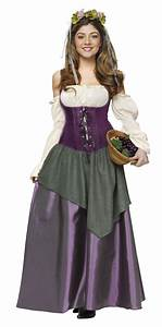 medieval peasant costume idea for women | Medieval Tavern ...