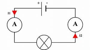 Amperemetre En Serie : les lois de l 39 intensit du courant lectrique dans un ~ Premium-room.com Idées de Décoration