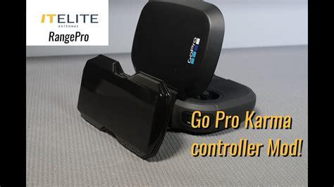 pro karma range extender modification itelite rangepro youtube