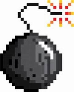 Pixel Art Bombe : pixel fire vector image 2021444 stockunlimited ~ Melissatoandfro.com Idées de Décoration