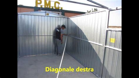 Coibentare Porta Garage by Box In Lamiera