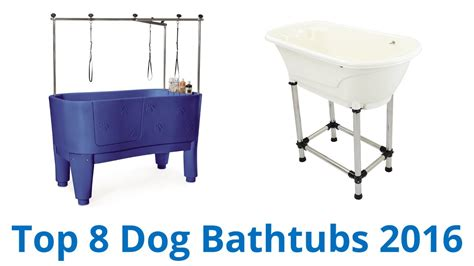 Bathtubs For Dogs by 8 Best Bathtubs 2016