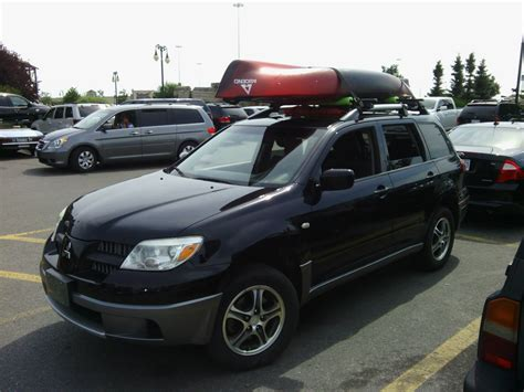 Mitsubishi Outlander Roof Rack by Best Roof Rack Cross Bars Page 3 Mitsubishi Forum