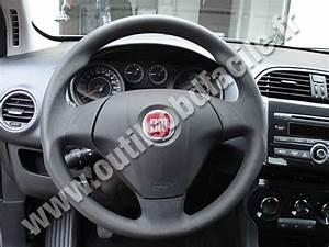 Obd2 Connector Location In Fiat Bravo 2  2007