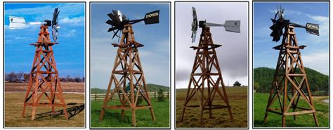 wood  wooden windmill plans blueprints  diy