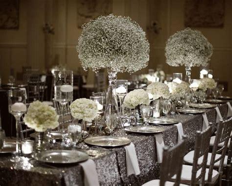 best 25 silver wedding decorations ideas on wedding decorations diy