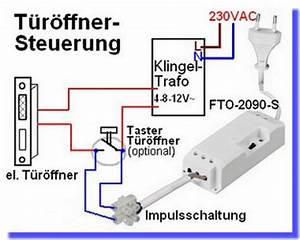 Elektrischer Türöffner Einbauen : fto 2090 w funkt r ffner modul mit wandsender ywt 8500diw webaso ~ Watch28wear.com Haus und Dekorationen