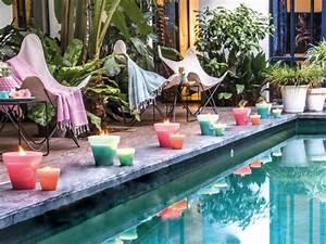 beautiful idee piscine contemporary lalawgroupus With deco autour d une piscine 0 10 inspirations autour de la piscine joli place