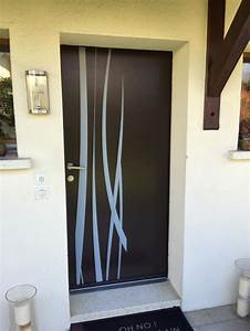 porte d39entree alu kline master fenetres With porte entrée kline