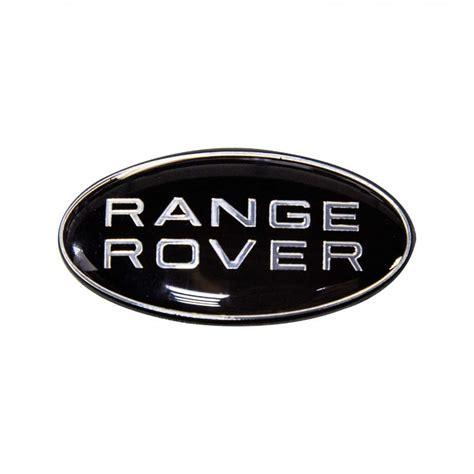 Range Rover Logo by Range Rover Badge Emblem Oval Dag500160 Range Rover