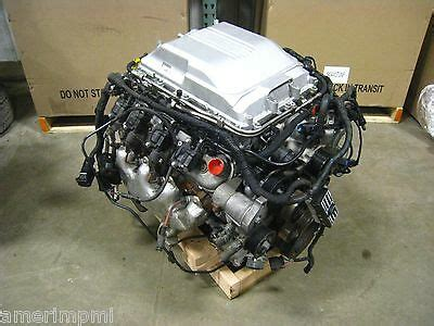 cadillac cts  cts  lsa  supercharged  engine