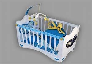 Kinderbett Für Baby : kinderbett aus papier basteln baby geschenke baby und ~ Watch28wear.com Haus und Dekorationen