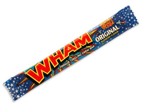 wham ingredients wham bars original chewy sweets from the uks original