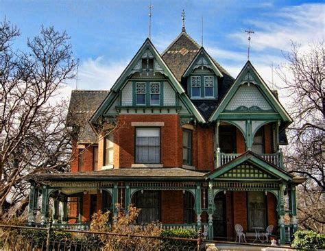 Victorian Home In Weatherford, Tx; By Digipho333