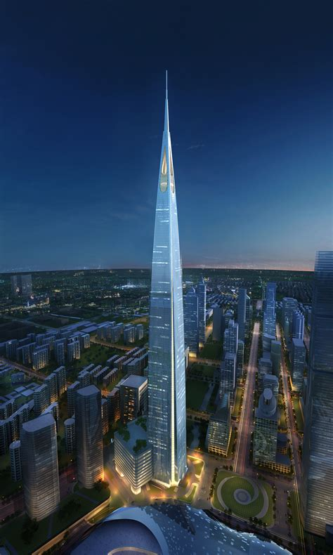 THE 10 TALLEST SKYSCRAPERS OF THE FUTURE – My Fashionable Life