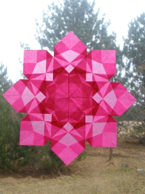 Weihnachtsdeko Fenster Rosa by Rosa Weihnachtsdeko In Form Einer Schneeflocke Papier