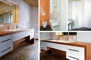 Farbe Für Holzmöbel : badezimmer holzm bel ~ Michelbontemps.com Haus und Dekorationen