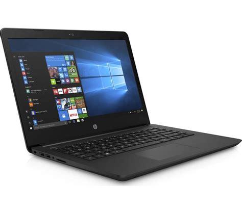 hp notebook 14 ac116tx black hp 14 bp062sa 14 quot laptop jet black deals pc world