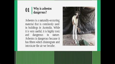 asbestos removal south australia youtube