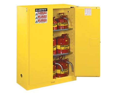 justrite 45g flammable cabinet 894520 safety cabinet rankin