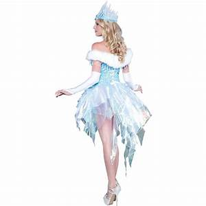 Adult Snow Queen Woman Costume | $153.99 | The Costume Land