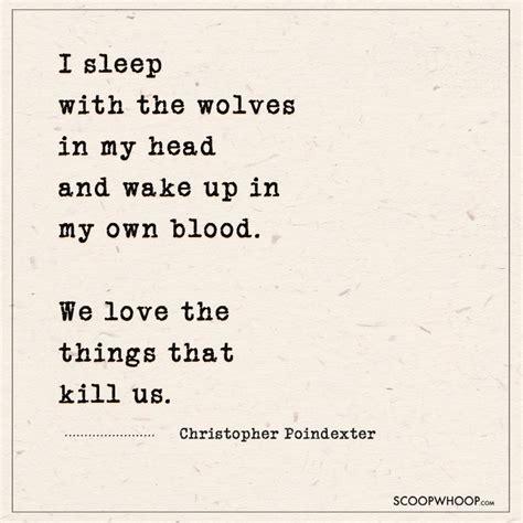christopher poindexter quotes  explain  life
