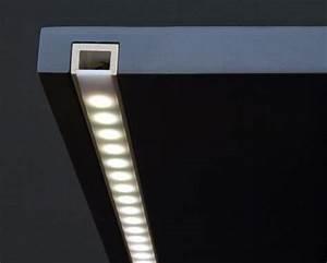Aluminum led strip lights profile channel track housing