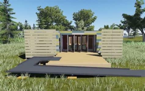 Weather Home Design by Sheltr3 Weather Proof Housing Solar Decathlon 171 Inhabitat