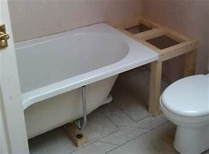 Making a bath panel - ideas and tips for the frame and ...
