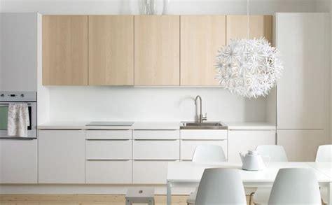 ikea cuisine blanche cuisine ikea bois awesome cuisine blanche plan de