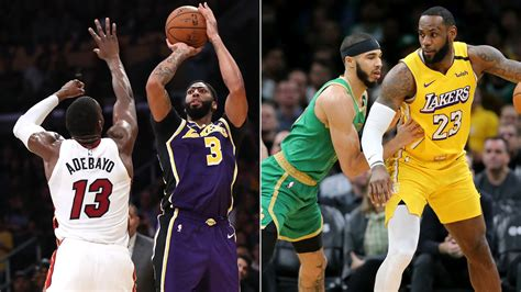 NBA Finals 2020: Would the Los Angeles Lakers rather face ...