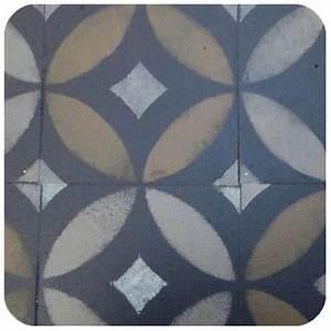 Faux Carreaux De Ciment : mes carreaux ciment pour de faux tape2 les chosettes ~ Dailycaller-alerts.com Idées de Décoration