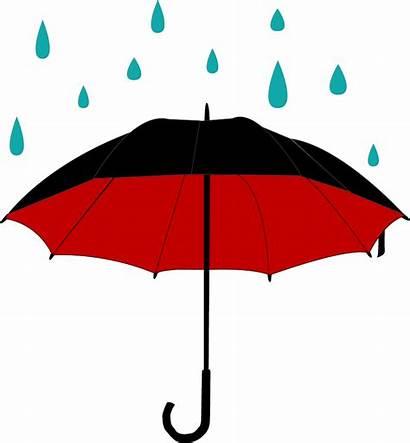 Umbrella Rain Clipart Umbrellas Clip Raindrop Helena