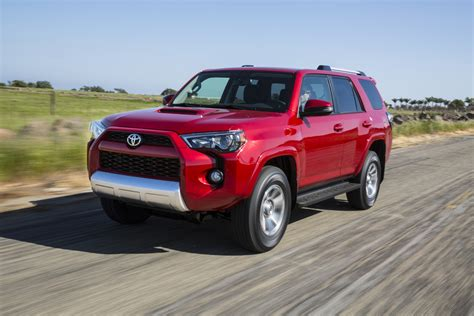 toyota forerunner 2015 toyota 4runner trail is the perfect tailgating truck