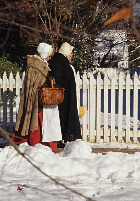 coping  cold  colonial williamsburg official