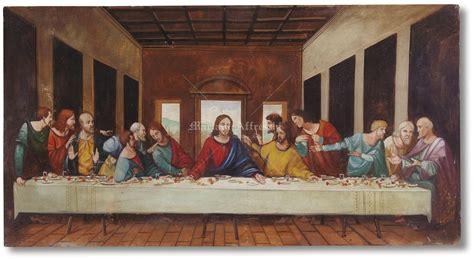 Home Interior Ultima Cena : Leonardo Da Vinci (1495)
