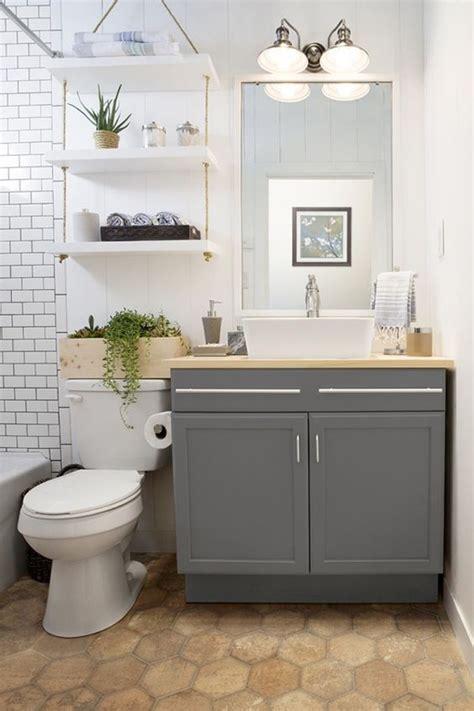 Tiny Bathroom Storage Ideas by 35 Smart Diy Storage Ideas For Tiny Bathroom Home Design