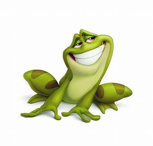 Prince Naveen as a Frog from Disney's Princess and the ...