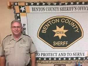 Benton County Sheriff Randy Forsyth retiring He worked as ...