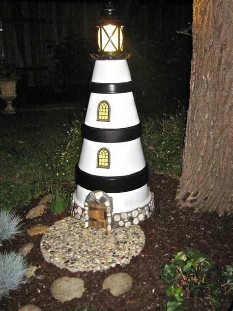 Maritime Deko Für Den Garten by Die Besten 25 Leuchtturm Deko Ideen Auf