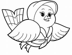 Best Photos Of Simple Animal Coloring Pages Simple Farm ...