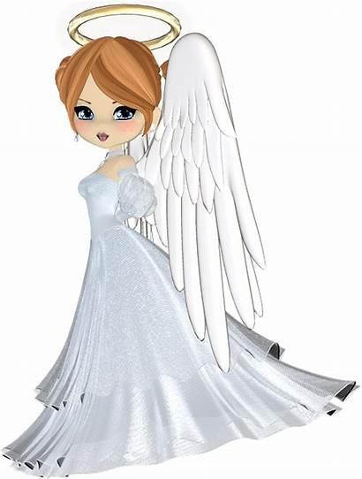 Angel Clipart Angeles Angels Fairy Cartoon Tubes