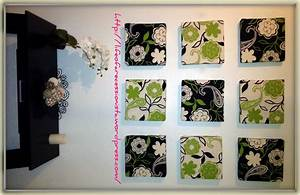 Easy diy wall art life of a recessionista