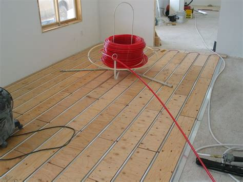 Heated Floors Toronto - hydronic heating systems toronto dagormexico